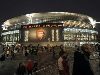 Emirates Stadium, Londen