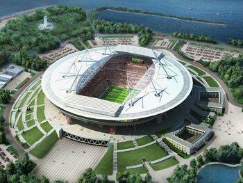 Krestovski Stadium, Sint-Petersburg