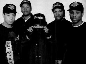 F–K the Police – N.W.A.