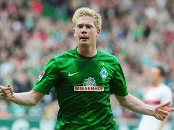 Héérlijke goal tegen Stuttgart