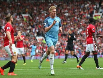Revanche op Mourinho