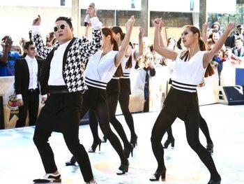 Gangnam Style de Psy – 3 milliards de vues