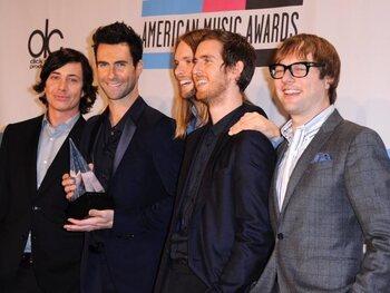 Sugar van Maroon 5 – 2,42 miljard keer bekeken.