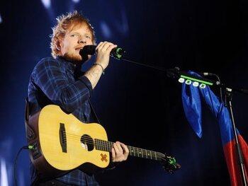Shape of You van Ed Sheeran – 2,77 miljard keer bekeken