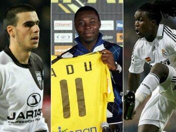 Zij moesten de nieuwe Pelé of Messi worden, maar faalden