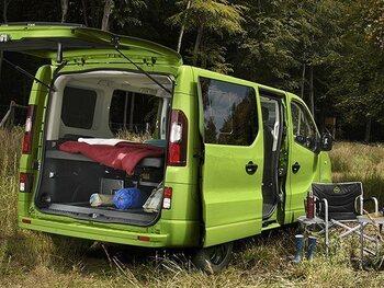 Opel Vivaro Life Concept