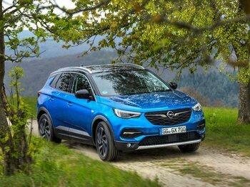 Opel Grandland X : présentation