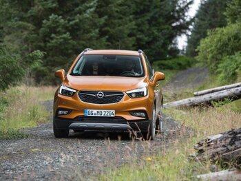Opel Mokka X : présentation
