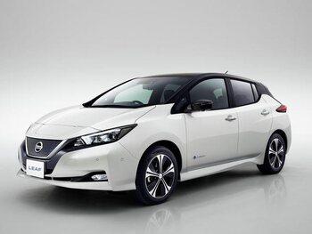 De nieuwe Nissan LEAF