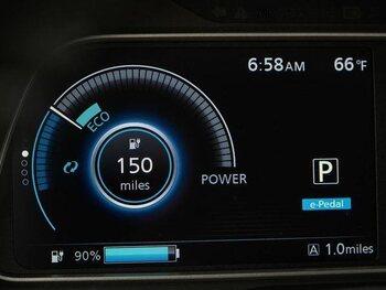 Nissan LEAF e-Pedal en ProPilot