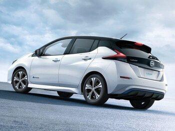 Prestaties van de Nissan LEAF