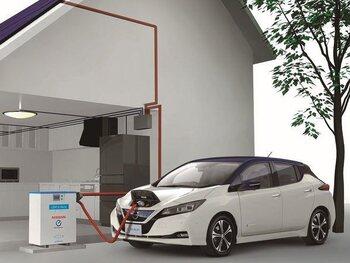 Elektrisch rijden met Nissan