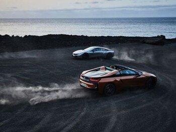 BMW i8 et i8 Roadster