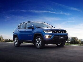 Jeep Compass : SUV compact