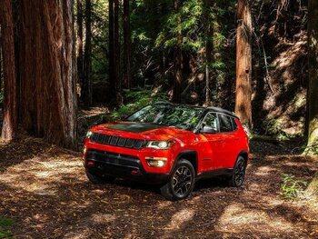 Jeep Compass : les configurations