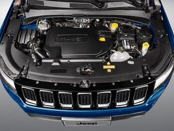 Jeep Compass: motoren