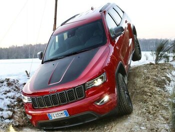 Jeep Grand Cherokee Trailhawk : l'aventurier