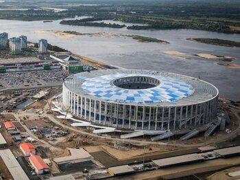 Stade de Nijni Novgorod (Nijni Novgorod)
