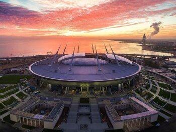 Krestovsky Stadium (Saint-Pétersbourg)