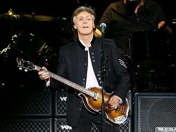 De echte Paul McCartney stierf in 1966 en een dubbelganger nam zijn plaats in