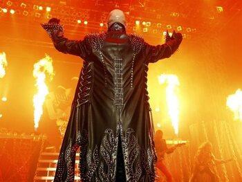 Judas Priest, des prêches pour l'église du métal