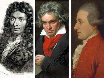 Ces compositeurs ont laissé une œuvre inachevée