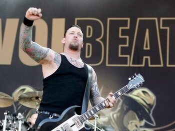 Volbeat : Heavy metal meets rockabilly