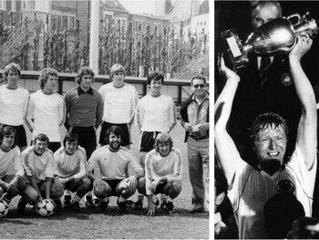 La finale de l'Euro 1980