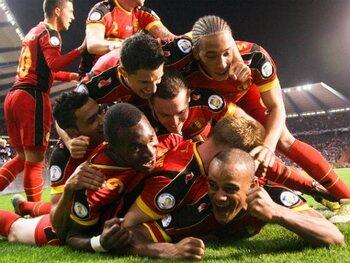 Kwartfinale WK 2014