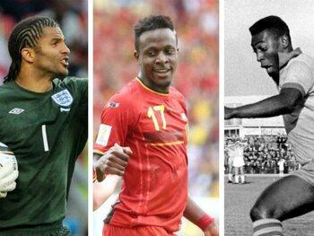 Opvallende debutanten in de WK-geschiedenis