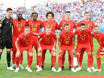 Le maillot belge