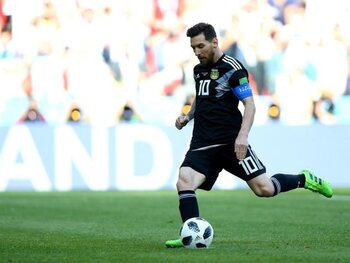 Het Argentijnse shirt