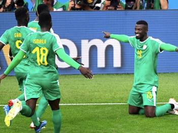 Het Senegalese shirt