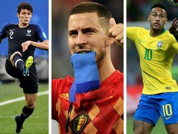 Les joueurs les plus en vue du Mondial