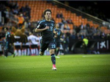 Alvaro Odriozola (de la Real Sociedad au Real Madrid)
