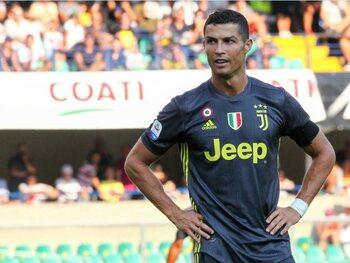Cristiano Ronaldo (du Real Madrid à la Juventus Turin)