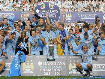 Premier titre de champion (2012)