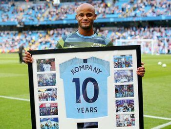 « Il est une légende de ce club »