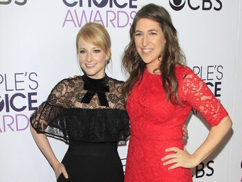 Amy en Bernadette - The Big Bang Theory