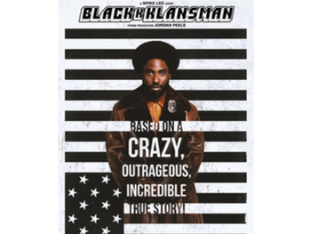 BlacKkKlansman: J'ai infiltré le Ku Klux Klan