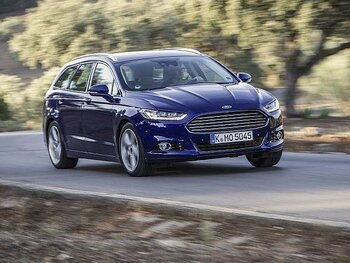 Ford Mondeo Hybrid Clipper