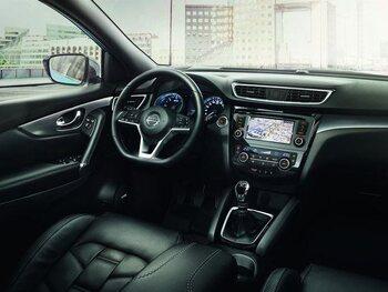 Nissan QASHQAI 1.3l