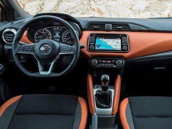 Nissan MICRA: de motoren