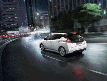 Nissan LEAF: autonomie