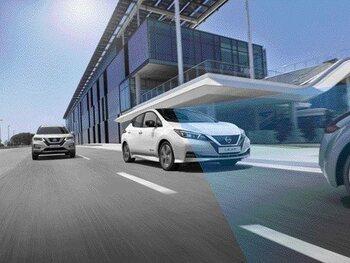 Nissan LEAF: ProPilot en e-Pedal