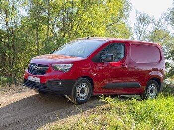 Opel Combo, sûr et passe-partout