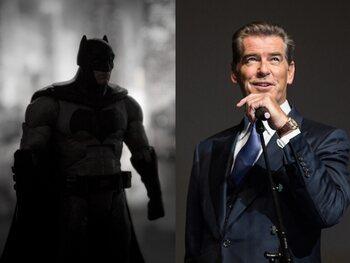 Pierce Brosnan - Batman