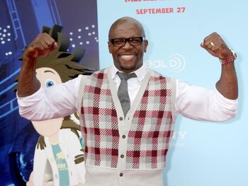 Terry Crews : football américain