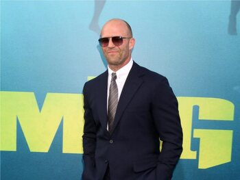 Jason Statham : plongeon