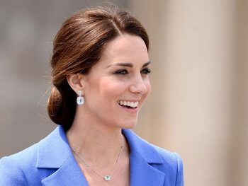 Kate Middleton: hockey, tennis, lopen en roeien